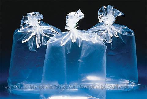 Пакеты полиэтиленовые 140*160 мм.