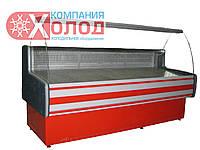 Витрина холодильная универсальная ВХСКУ ПАЛЬМИРА 1.3