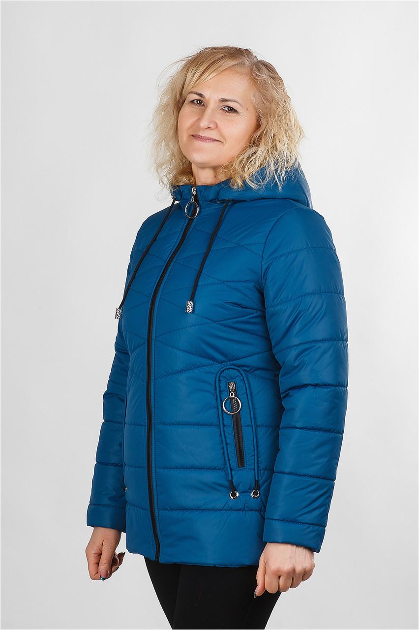 Куртка демисезонная Мегги 48-56р
