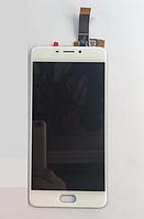 Оригинальный дисплей (модуль) + тачскрин (сенсор) для Meizu M6 | M711 (белый цвет), фото 1