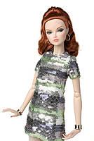 Коллекционная кукла Integrity Toy 2016 Silver Shine  Mallory Martin Dressed Doll The Fashion Teen Collection, фото 3