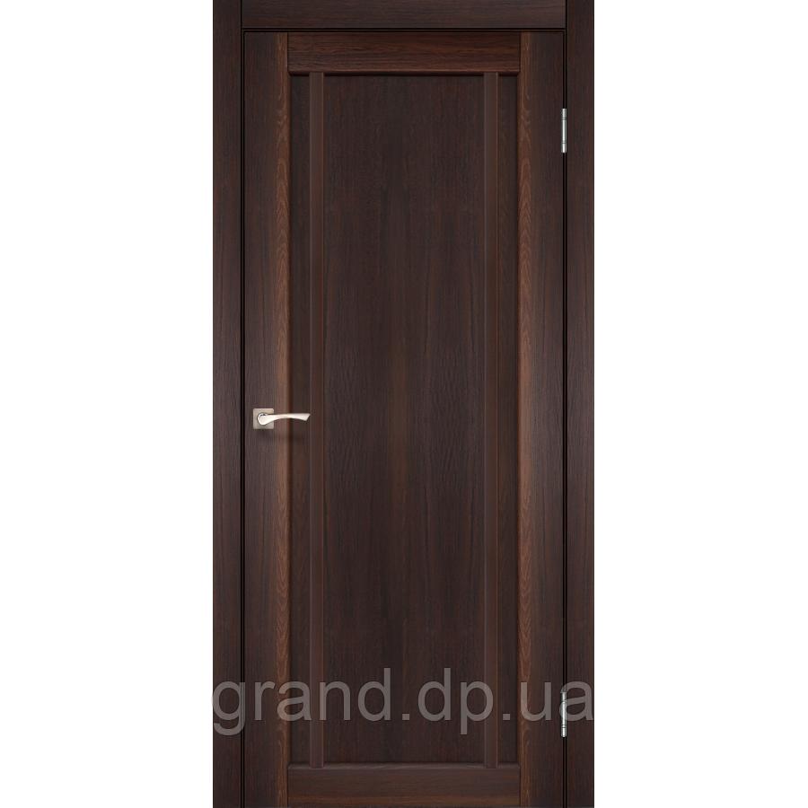 Двери межкомнатные  Корфад ORISTANO Модель:ОR-01 цвет орех