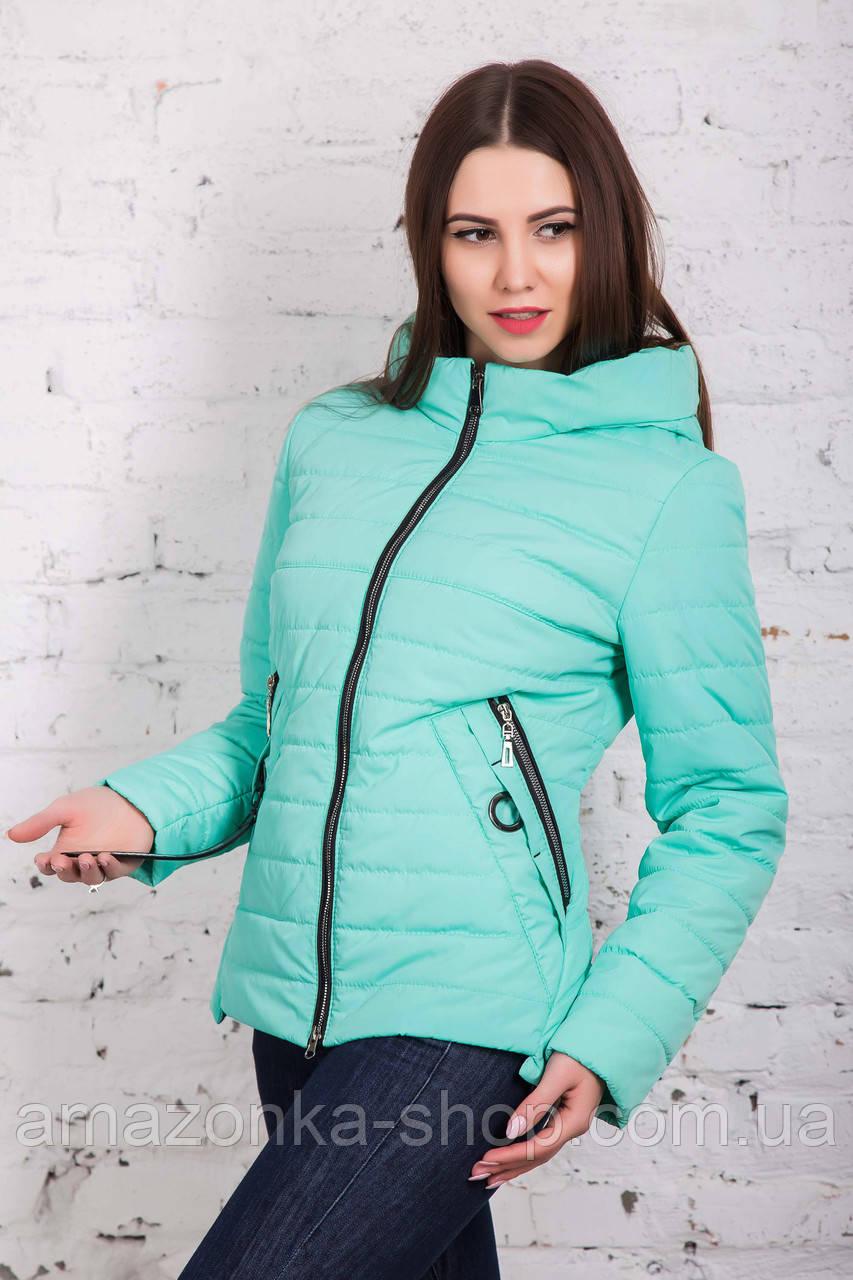 Женская куртка от производителя в Украине - модель весна 2018 - (кт-228)