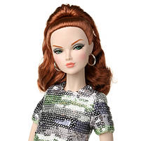Коллекционная кукла Integrity Toy 2016 Silver Shine  Mallory Martin Dressed Doll The Fashion Teen Collection, фото 4