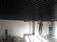 Потолок грильято для магазина в городе Стрый