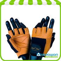 Перчатки для фитнеса Mad Max FITNESS 2ND MFG-444 Brown