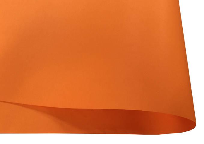 Дизайнерский картон Hyacinth, оранжевый, 120 гр/м2