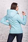 Женская брендовая куртка - модель весны 2018 - (кт-248), фото 6