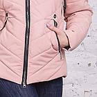 Женская брендовая куртка - модель весны 2018 - (кт-248), фото 7