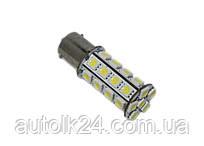 Led лампы габарит BA15S 30Leds 5050SMD, 12V задний ход ,стоп