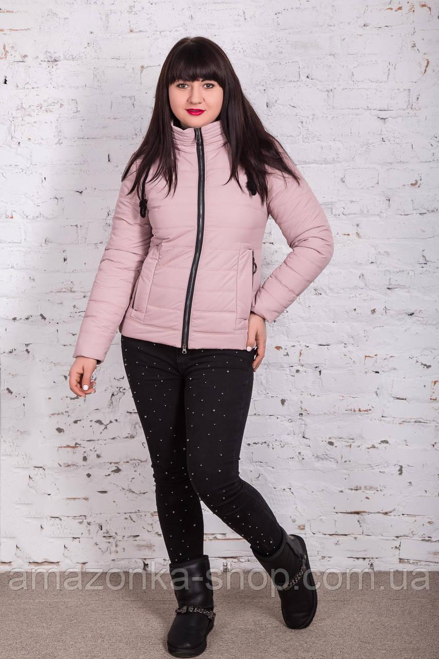 Женская весенняя куртка - модель 2018 - (кт-250)