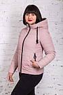 Женская весенняя куртка - модель 2018 - (кт-250), фото 3