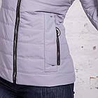Женская весенняя куртка - модель 2018 - (кт-250), фото 6