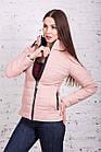 Женская весенняя куртка - модель 2018 - (кт-250), фото 9