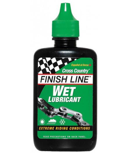 Смазка для цепи Finish Line Wet 60 мл, фото 1