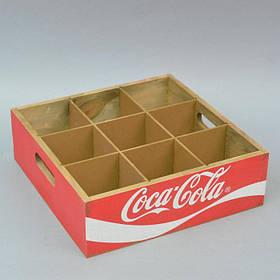 Бокс с разделителями Coka-Cola  PR133