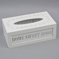 Шкатулка для салфеток Sweet home PR2019