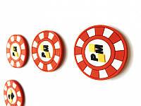 Изготовление магнитов из пластизоли, пластизолевые магниты на холодильник под заказ, сувениры из ПВХ., фото 1