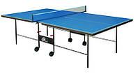 Стол для настольного тенниса с сеткой Gk-3(inside), фото 1