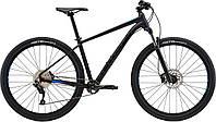 Велосипед 29'' Cannondale TRAIL 5 рама - M BLK чорний матовий 2018