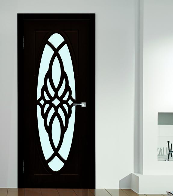 Дверь межкомнатная ОРХИДЕЯ