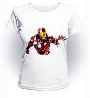 Футболка женская GeekLand Железный Человек Iron Man Comic Art IM.01.003
