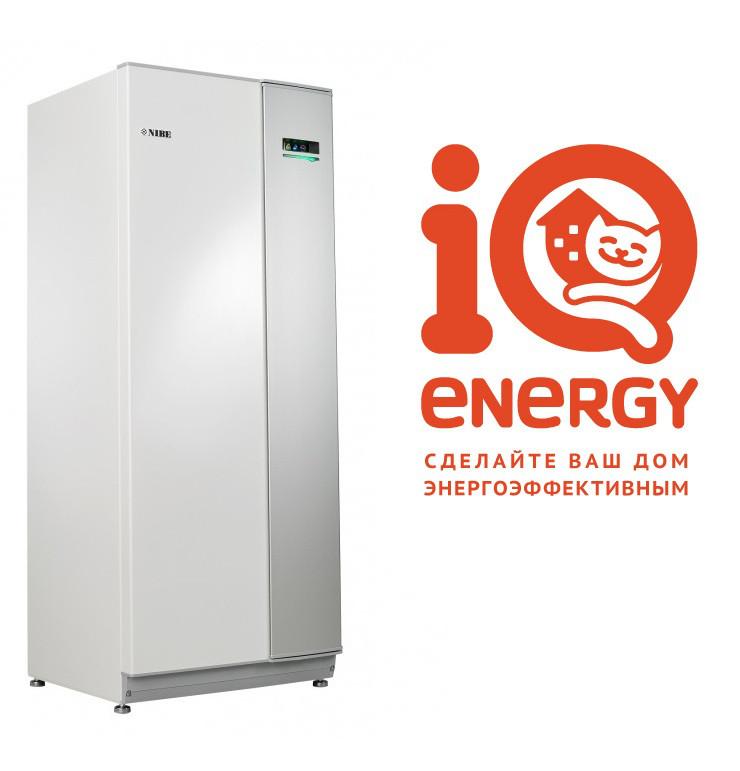 Тепловой насос грунт-вода NIBE F1145 10
