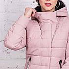 Весенняя куртка для девушек - весенняя модель 2018 - (кт-255), фото 2