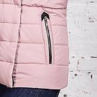 Весенняя куртка для девушек - весенняя модель 2018 - (кт-255), фото 4
