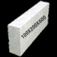 UDK Газоблок  100*200*600