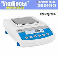 Весы лабораторные Radwag WLC 0,6/C/2