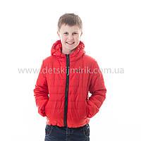 """Куртка  для мальчика демисезонная """"Ден """",новинка 2018 года, фото 1"""