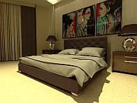 Кровать Морфей с подъемным механизмом односпальная 120х200