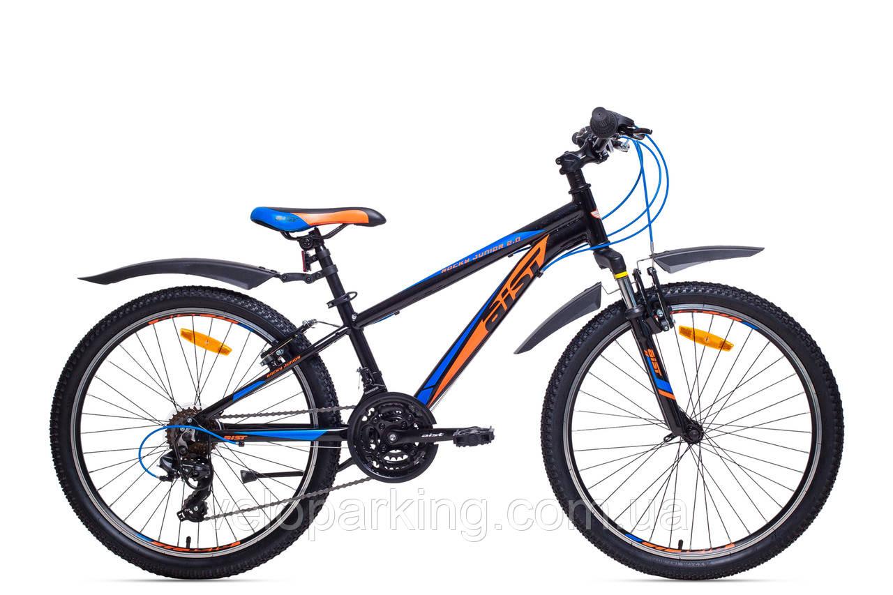 Горный подростковый велосипед 24 Aist Rocky Junior 2.0 (Минск,Беларусь) 2018 оригинал