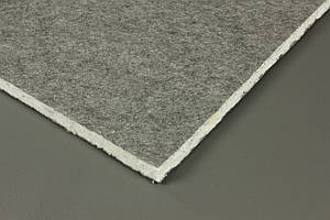 Шумоизоляция квартиры (стен и потолка), лист 1.2м x 0.6м x 25мм, серый