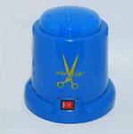 Стерилизатор шариковый гласперленовый пластиковый синий