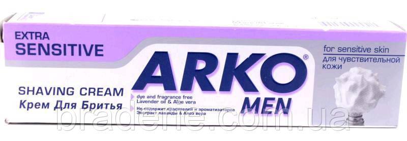 Крем для бритья Arko Extra sensitive, фото 2