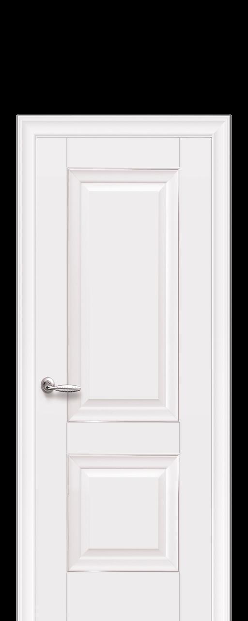 """Межкомнатные двери """"ИМИДЖ"""" глухое полотно с молдингом"""