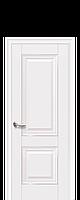 """Межкомнатные двери """"ИМИДЖ"""" глухое полотно с молдингом, фото 1"""