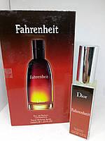 FahrenheitChristian Dior  мини парфюм 40 мл книжка