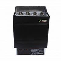 Электрокаменка для сауны EcoFlame AMC 90-D 9 кВт + пульт CON4