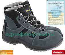 Рабочие ботинки мужские Demar Польша (спецобувь) BDPROTON ZB
