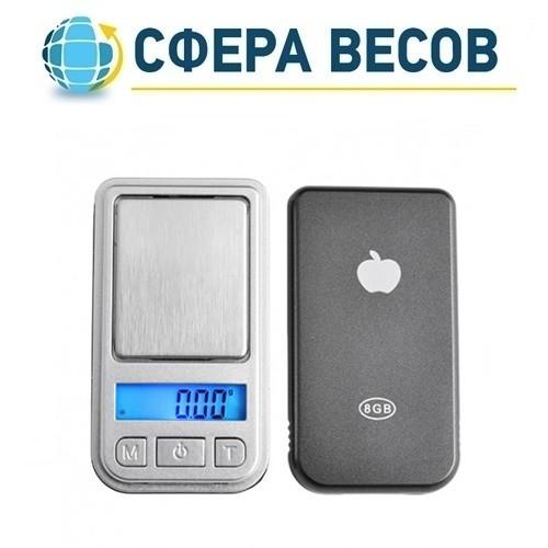 Весы ювелирные 6202/MINI SCALE (200г)