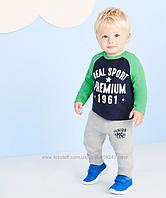 Реглан детский Mothercare Англия 5 6 7 лет 116 122 свитшот для мальчика