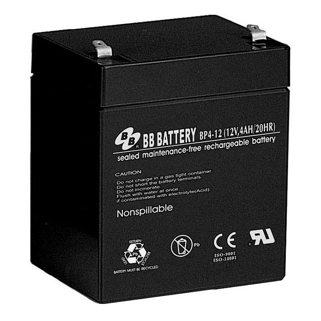 Аккумулятор BB BP 4-12