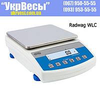 Весы лабораторные Radwag WLC 2/C/1 (195х195)