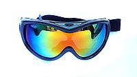 Маска (очки) горнолыжная Spyder Energy (черный)