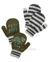Варежки 2-4 года рукавицы детские Carters Картерс США