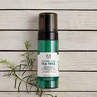 Бестселлер. Пенка для умывания The Body Shop Tea Tree Skin Clearing Foaming