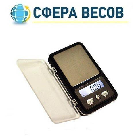 Весы ювелирные 6210/МН-333, mini (200г), фото 2